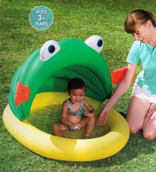 Фото - Детский бассейн Веселый Лягушоночек купить в киеве на подарок, цена, отзывы