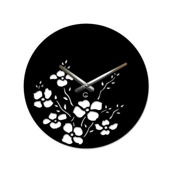 Фото - Дизайнерские настенные часы Bouquet купить в киеве на подарок, цена, отзывы