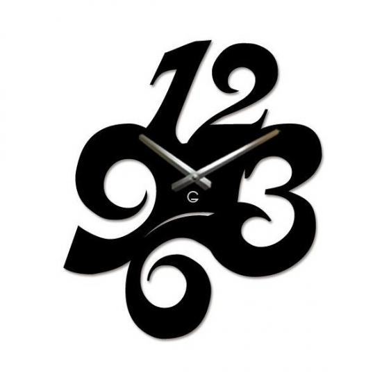 Фото - Дизайнерские настенные часы Figures купить в киеве на подарок, цена, отзывы
