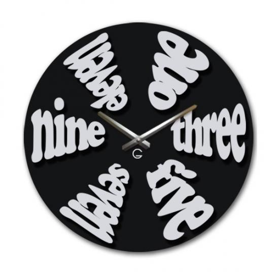 Фото - Дизайнерские настенные часы Idea купить в киеве на подарок, цена, отзывы