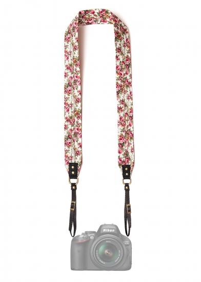 Фото - Дизайнерский ремень для фотоаппарата тетя роза купить в киеве на подарок, цена, отзывы