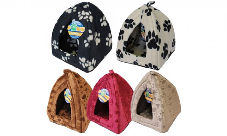 Фото - Домик (лежак) Pet Hut для собак, кошек купить в киеве на подарок, цена, отзывы