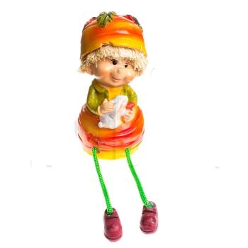 Фото - Домовичек Морковка купить в киеве на подарок, цена, отзывы