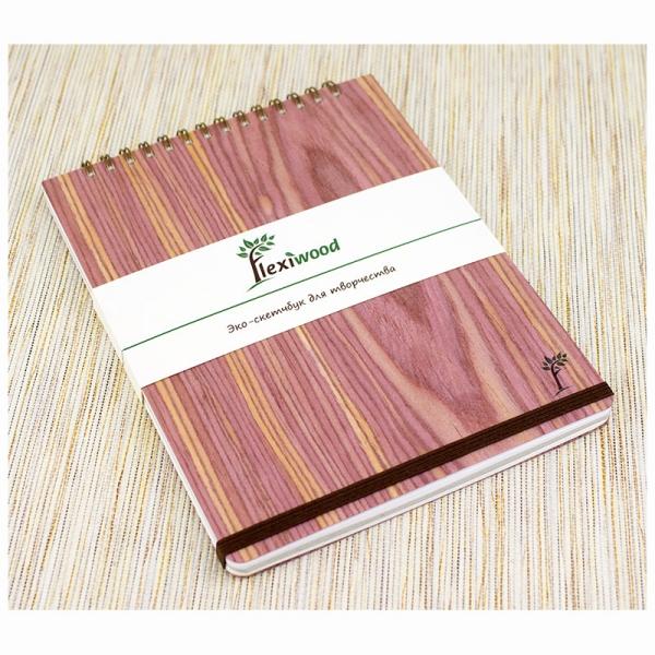 Фото - Эко-скетчбук из трех блоков бумаги купить в киеве на подарок, цена, отзывы