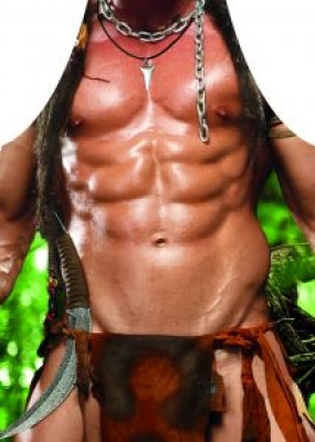 Фото - Фартук прикольный мужской Тарзан купить в киеве на подарок, цена, отзывы