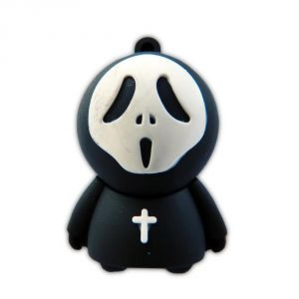 Фото - Флешка 8 Гб Призрак купить в киеве на подарок, цена, отзывы