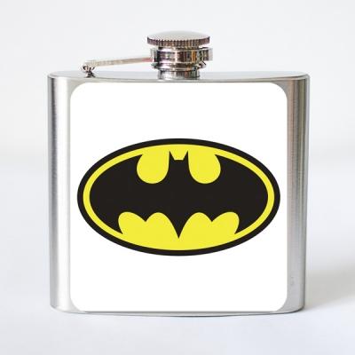 Фото - Фляга Batman купить в киеве на подарок, цена, отзывы