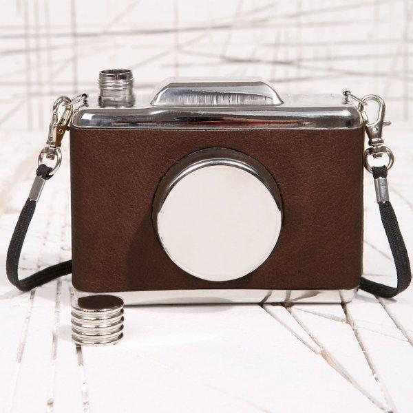 Фото - Фляга Фотоаппарат купить в киеве на подарок, цена, отзывы