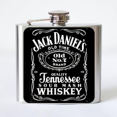 Фото - Фляга Jack Daniels купить в киеве на подарок, цена, отзывы