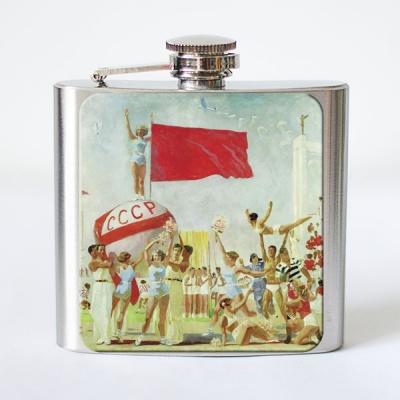 Фото - Фляга СССР купить в киеве на подарок, цена, отзывы