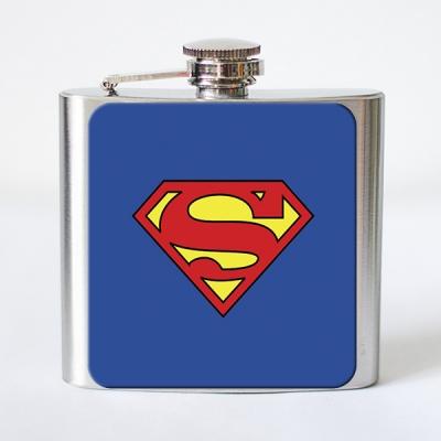 Фото - Фляга Супермен купить в киеве на подарок, цена, отзывы