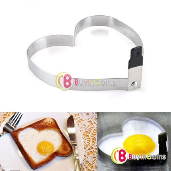 Фото - Форма для жарки яиц Сердце купить в киеве на подарок, цена, отзывы