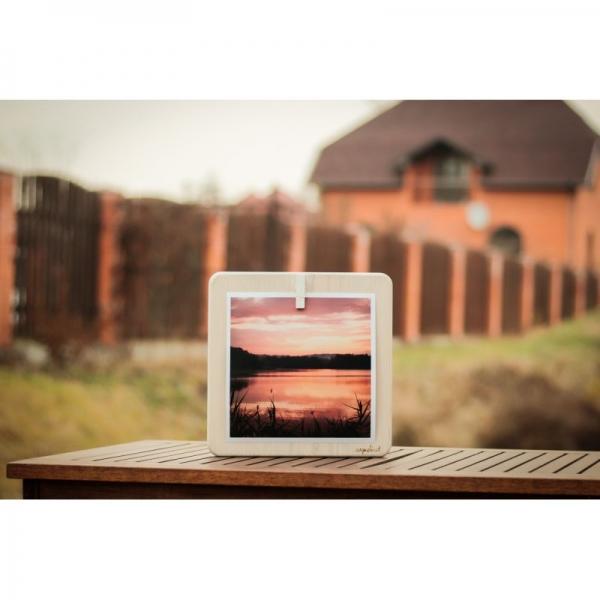 Фото - Фоторамка Coquelicot белая 25х25см купить в киеве на подарок, цена, отзывы