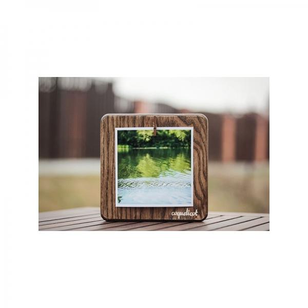 Фото - Фоторамка Coquelicot коричневая 14х14 см купить в киеве на подарок, цена, отзывы