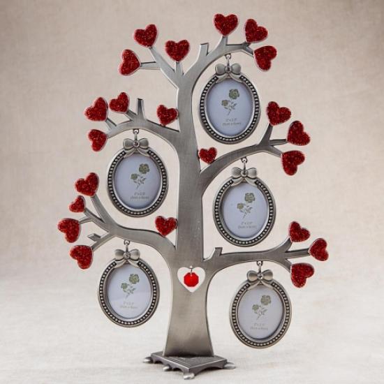 Фото - Фоторамка семейное дерево Любви купить в киеве на подарок, цена, отзывы