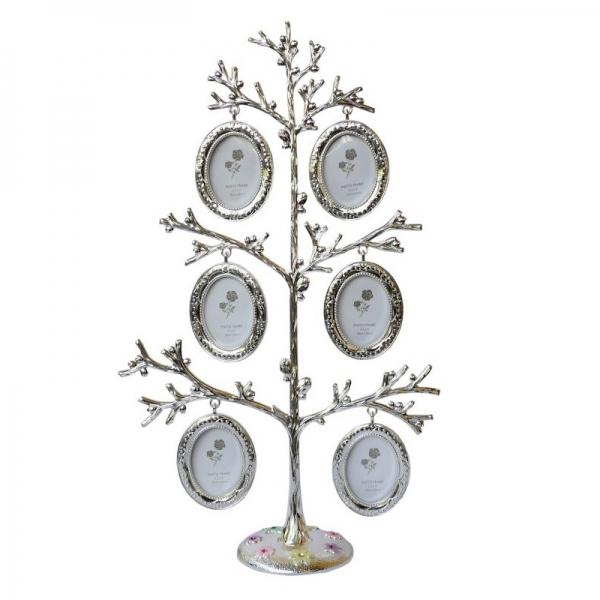 Фото - Фоторамка семейное дерево на 6 фотографий купить в киеве на подарок, цена, отзывы