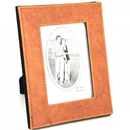Фото - Фоторамка светло-коричневая купить в киеве на подарок, цена, отзывы
