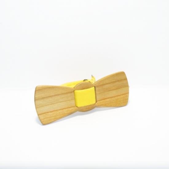 Фото - Галстук-бабочка из дерева Форстер купить в киеве на подарок, цена, отзывы