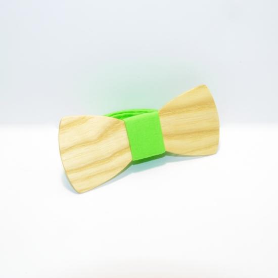 Фото - Галстук бабочка из дерева Микалезис купить в киеве на подарок, цена, отзывы