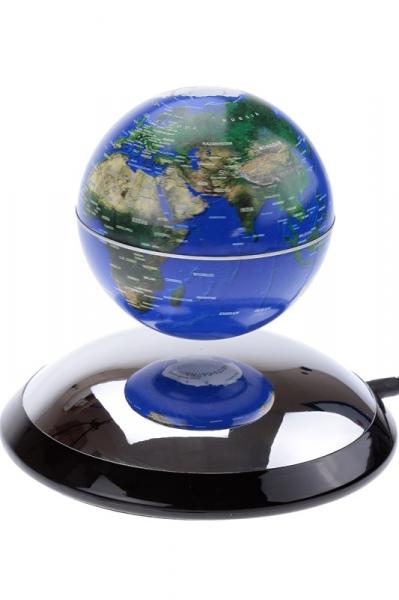 Фото - Глобус - мега левитация средний 10 см купить в киеве на подарок, цена, отзывы