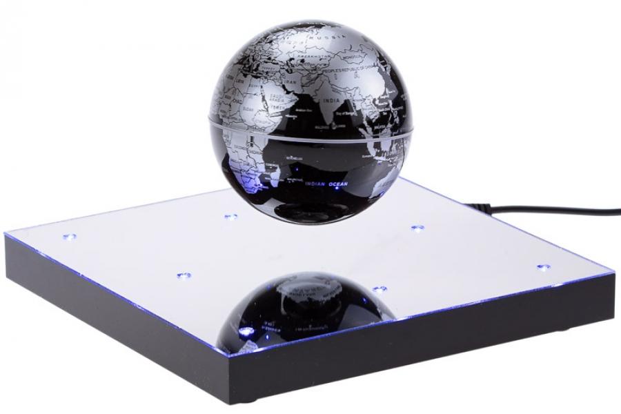 Фото - Глобус - мега левитация свет.8 см купить в киеве на подарок, цена, отзывы
