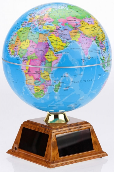 Фото - Глобус solar power с подсветкой купить в киеве на подарок, цена, отзывы