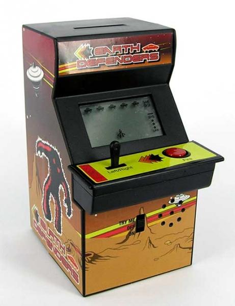 Фото - Игровой автомат - копилка купить в киеве на подарок, цена, отзывы