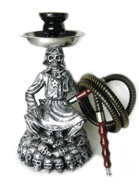 Фото - Кальян (на 1 персону)(31,5Х17Х17 см) вводящий в ужас купить в киеве на подарок, цена, отзывы
