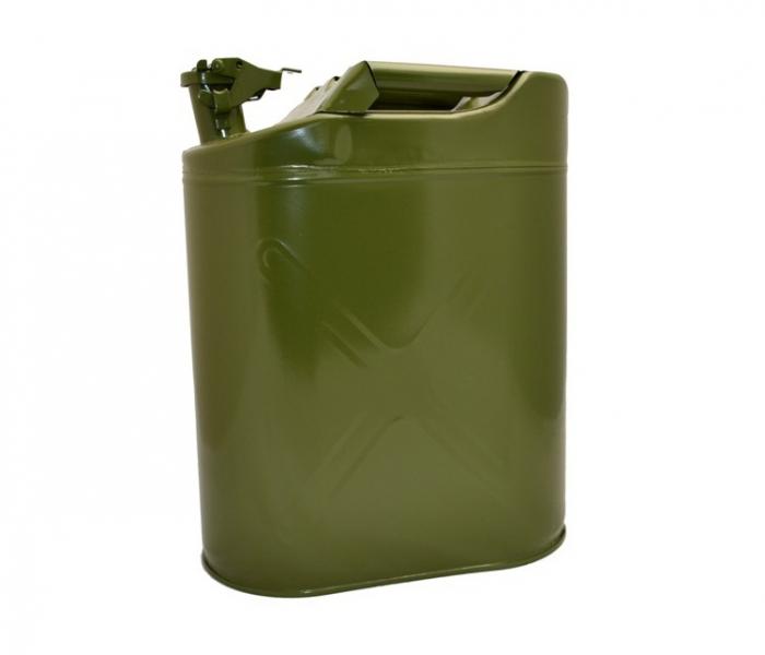 Фото - Канистра металлическая 10 литров купить в киеве на подарок, цена, отзывы