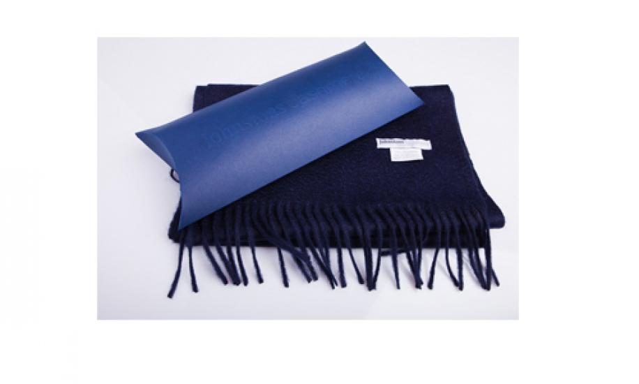 Фото - Кашемировый шарф Johnstons Cashmere  купить в киеве на подарок, цена, отзывы