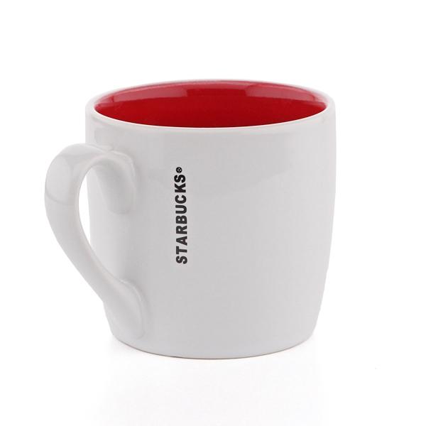 Фото - Керамическая белая чашка Starbucks купить в киеве на подарок, цена, отзывы