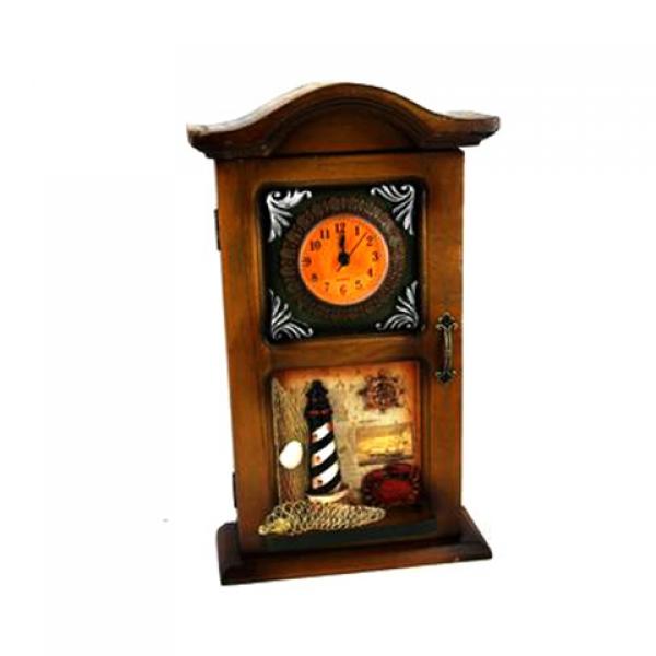 Фото - Ключница +часы маяк купить в киеве на подарок, цена, отзывы