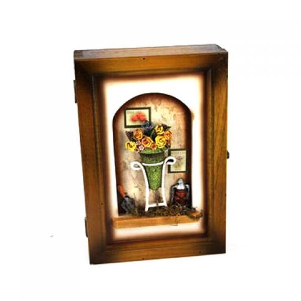 Фото - Ключница букет цветов купить в киеве на подарок, цена, отзывы