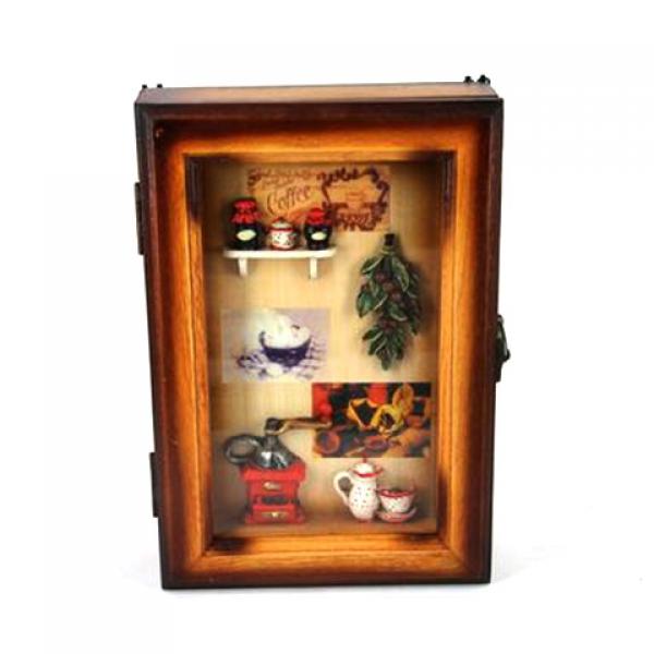 Фото - Ключница чайная церемония купить в киеве на подарок, цена, отзывы