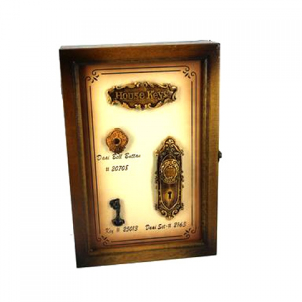 Фото - Ключница ключ и замок купить в киеве на подарок, цена, отзывы