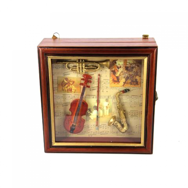 Фото - Ключница музыкальные инструменты купить в киеве на подарок, цена, отзывы