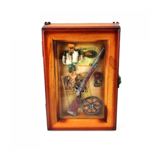 Фото - Ключница охота купить в киеве на подарок, цена, отзывы