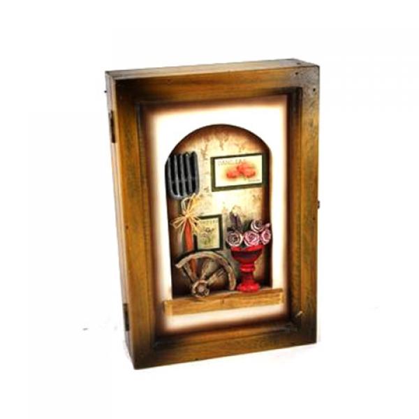 Фото - Ключница сад купить в киеве на подарок, цена, отзывы