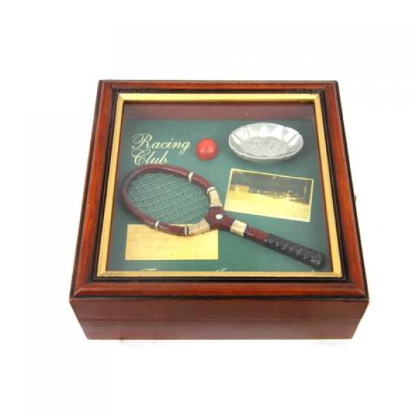Фото - Ключница теннис купить в киеве на подарок, цена, отзывы