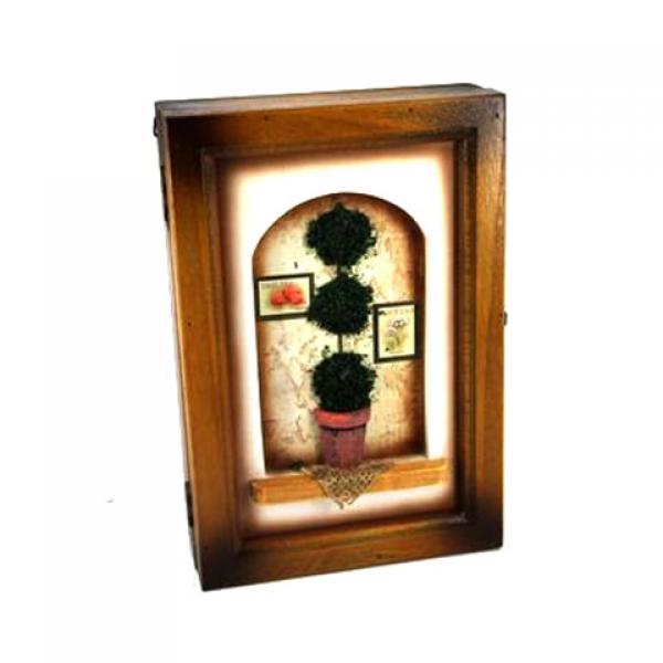 Фото - Ключница вазон купить в киеве на подарок, цена, отзывы