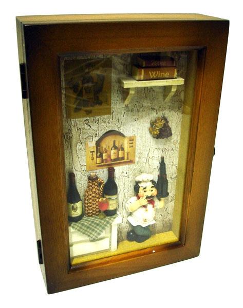 Фото - Ключница винный погребок купить в киеве на подарок, цена, отзывы