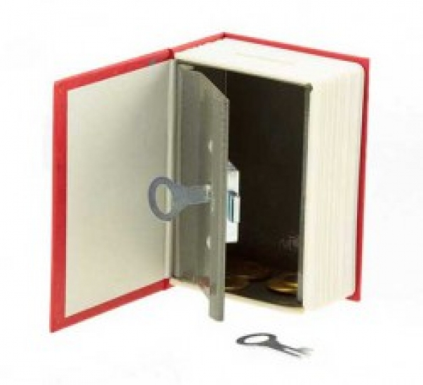 Фото - Книга-сейф копилка купить в киеве на подарок, цена, отзывы