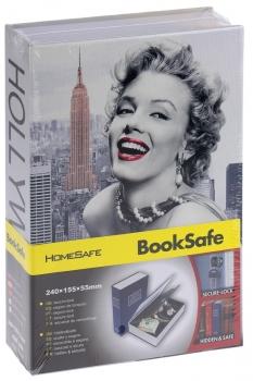 Фото - Книга - сейф Монро 27 см купить в киеве на подарок, цена, отзывы