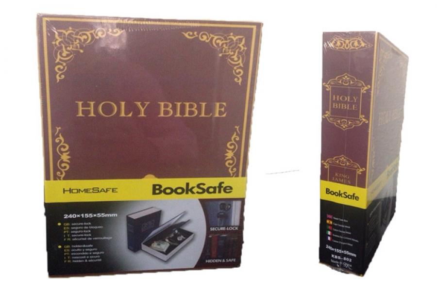 Фото - Книга сейф Библия купить в киеве на подарок, цена, отзывы