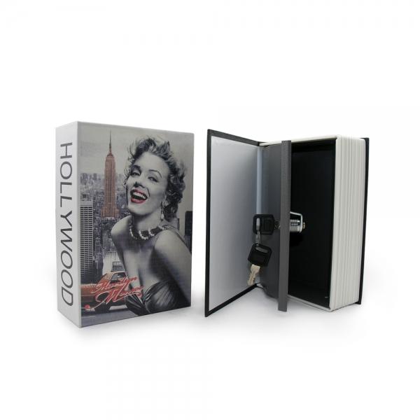 Фото - Книга сейф Монро 18 см купить в киеве на подарок, цена, отзывы