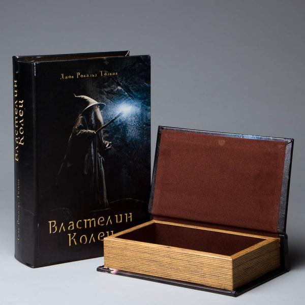 Фото - Книга шкатулка Властелин колец 27 см купить в киеве на подарок, цена, отзывы