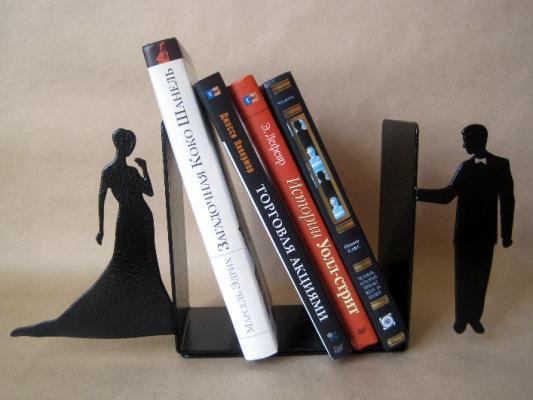 Фото - Книгодержатель Бал  купить в киеве на подарок, цена, отзывы