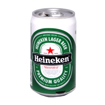 Фото - Колонка в стиле пивной банки Heineken купить в киеве на подарок, цена, отзывы