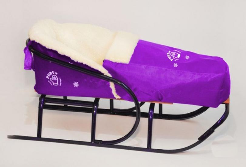 Фото - Комплект в санки (матрасик и чехол для ног) купить в киеве на подарок, цена, отзывы