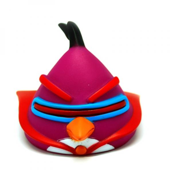 Фото - Копилка Angry Birds  фиолетовая купить в киеве на подарок, цена, отзывы